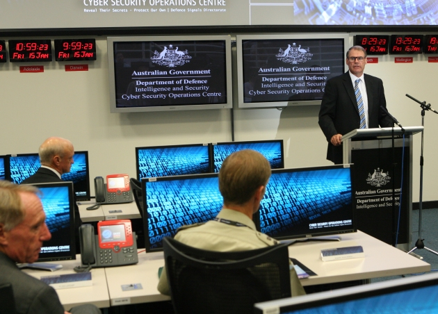 Cyber security operations centre officially opened