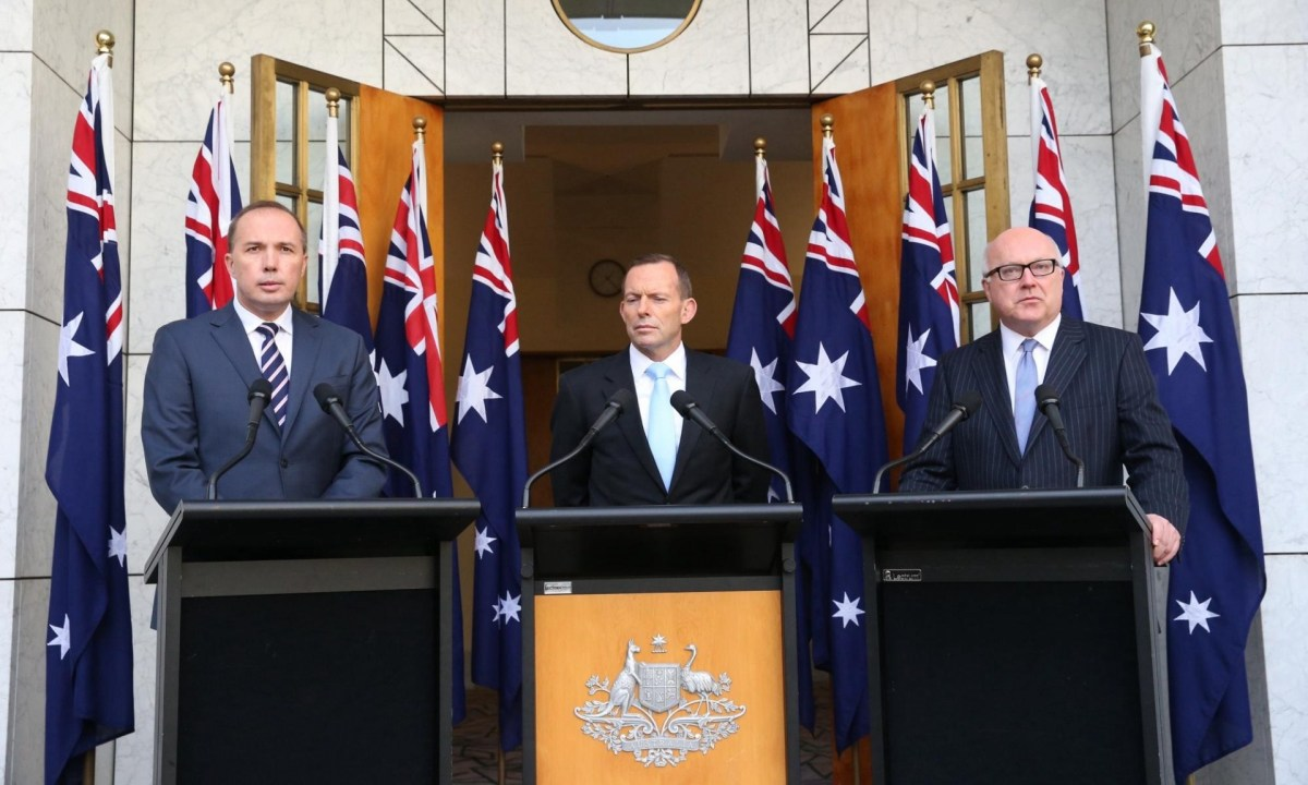 The Fall of Australia: An overview of new 'anti-terrorism' legislation