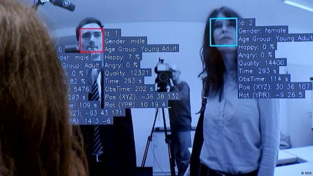 Facial recognition is here to stay. Photo: State Scoop